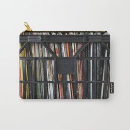 Vinyl DJ Crate Carry-All Pouch