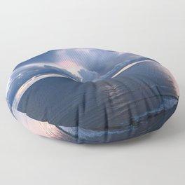 Monreith Sunset Floor Pillow