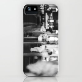 The big day iPhone Case
