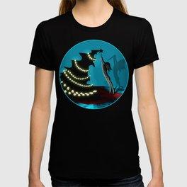 BLACK XMAS: Decorating the Christmas Tree T-shirt