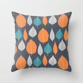 Foliage (Lakeside) Throw Pillow