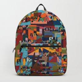 Cities of Ethiopia Backpack
