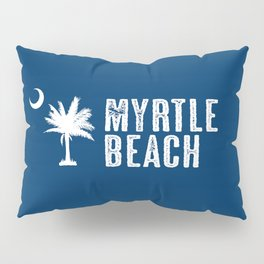 Myrtle Beach, South Carolina Pillow Sham