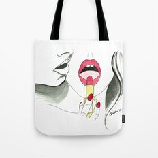Tom Ford Lips Tote Bag