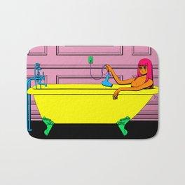 Tub Girl Bath Mat
