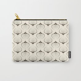 """Art Deco . No. 18 """"Shells."""" Carry-All Pouch"""