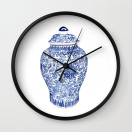GINGER JAR No.1 Wall Clock
