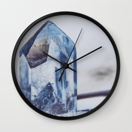 Crystal Point Palace of Tranquility Wall Clock