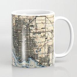 Vintage of Baltimore Maryland (1898) Coffee Mug