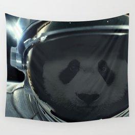 Astro Panda Wall Tapestry