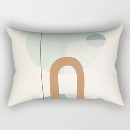 Azzurro Shapes No.55 Rectangular Pillow