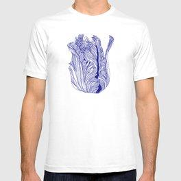 Dark tulip T-shirt