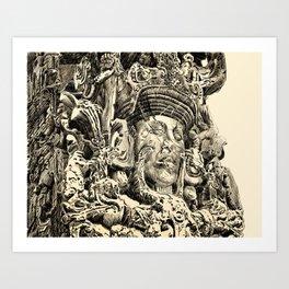 StelaB Art Print