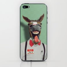 JACKASS iPhone & iPod Skin