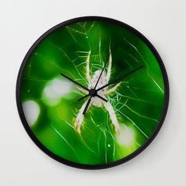 Crusader Garden Art Two Wall Clock