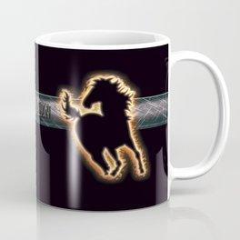 Wild stallion Coffee Mug