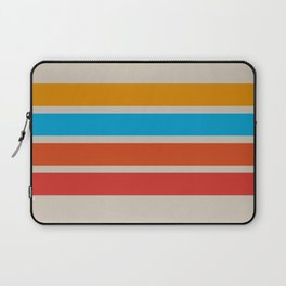 Retro Stripes Laptop Sleeve
