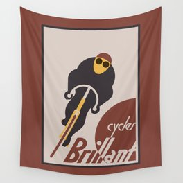 Brillant cycles Wall Tapestry