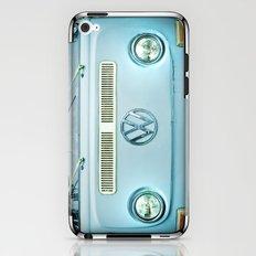 Summer of Love - Ocean Blue iPhone & iPod Skin