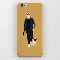 Kingsman, Eggsy, JB iPhone & iPod Skin