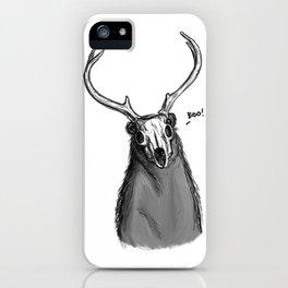 Boo Bear iPhone Case