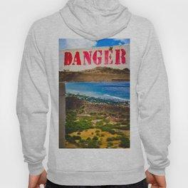 Danger-On The Edge Hoody