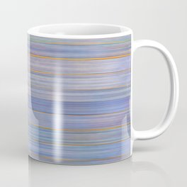 Colorful Abstract Stripped Pattern Coffee Mug