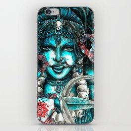 Goddess Kali iPhone Skin