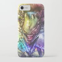 earth iPhone & iPod Cases featuring Earth by Vincent Vernacatola