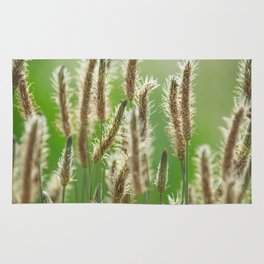 Tall Grasses Rug