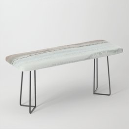 WITHIN THE TIDES NATURAL THREE by Monika Strigel Bench