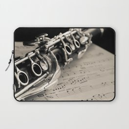 Clarinet Laptop Sleeve