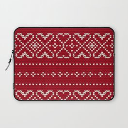 Pattern in Grandma Style #67 Laptop Sleeve