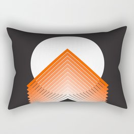 Supra Moon Rectangular Pillow