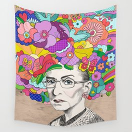 Notorious RBG Wall Tapestry