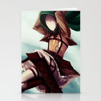 snk Stationery Cards featuring SNK!Cry by Kiwa