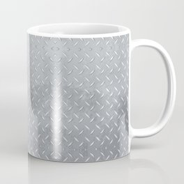 Diamond Metal Coffee Mug