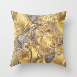 Rapunzel Throw Pillow