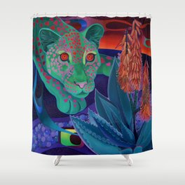 Whispers of the night. Shower Curtain