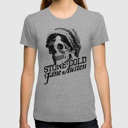 Stone Cold Jane Austin T-shirt