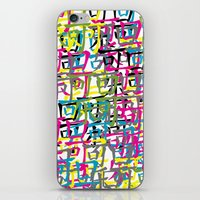 coca cola iPhone & iPod Skins featuring coca-cola by Xbird