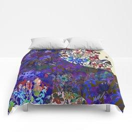 Harvest Moon Garden Comforters