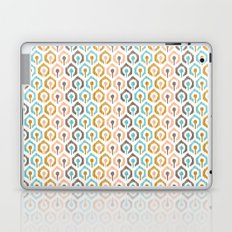 Honeycomb IKAT - Ivory Laptop & iPad Skin