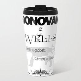 Donovan & Wells Travel Mug