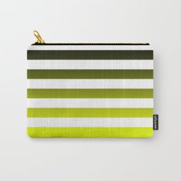 Simply Gradient Stripe Carry-All Pouch