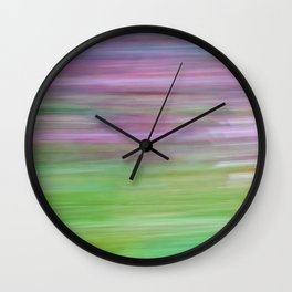 A commotion of motion Wall Clock