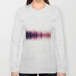 Sound waves -fall Long Sleeve T-shirt