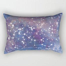 Star Constellations Rectangular Pillow