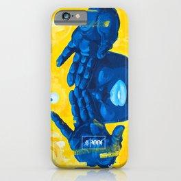 Seen Thru It All iPhone Case