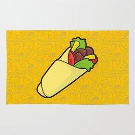 Tortilla Wrap Rug